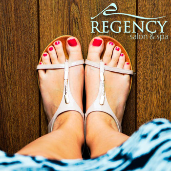 Get Your Toes Ready for Sandal Season!