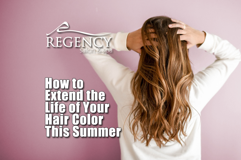 How to Extend the Life of Your Hair Color This Summer