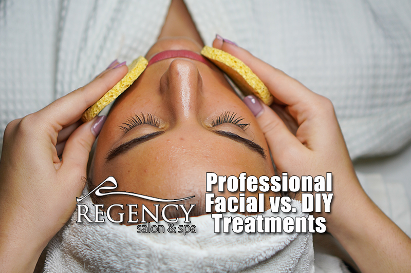 What's the Difference Between a Professional Facial and DIY Treatments?