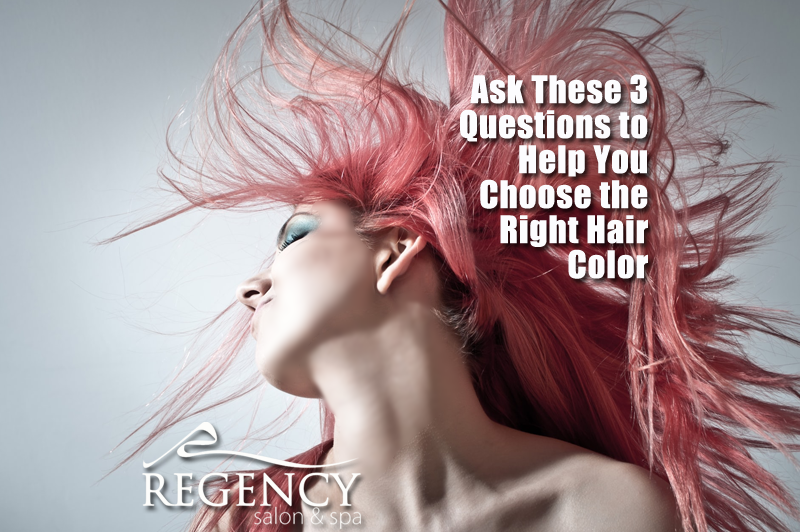 AskThese3QuestionstoHelpYouChoosetheRightHairColor